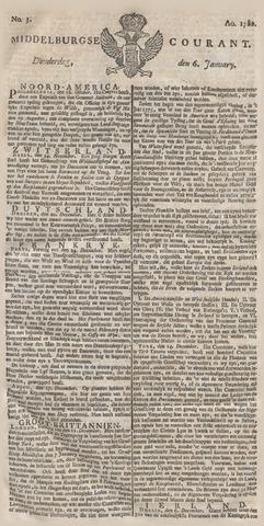 Middelburgsche Courant 1780-01-06