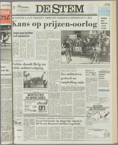 de Stem 1983-07-19
