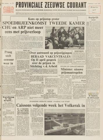 Provinciale Zeeuwse Courant 1969-04-03