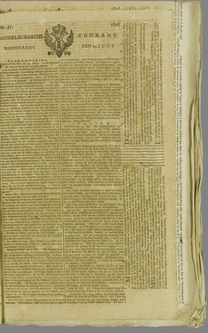 Middelburgsche Courant 1806-06-19