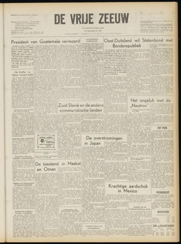 de Vrije Zeeuw 1957-07-29