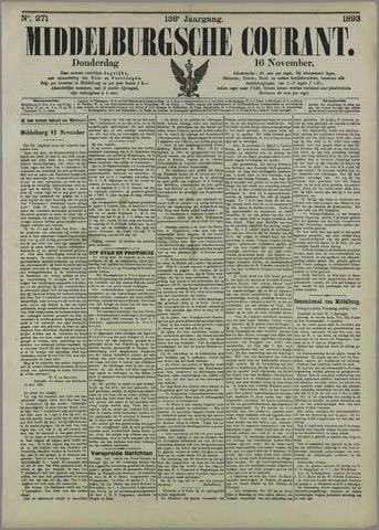 Middelburgsche Courant 1893-11-16