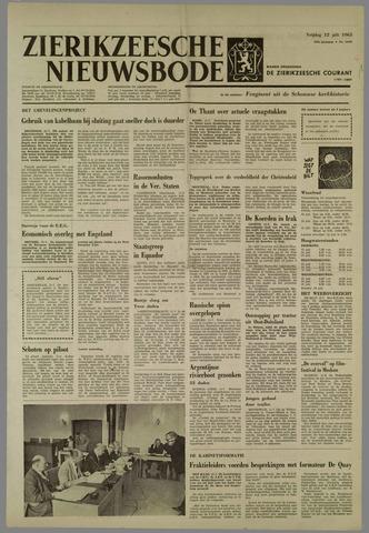 Zierikzeesche Nieuwsbode 1963-07-12
