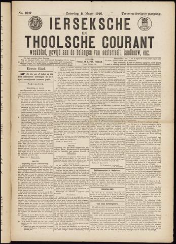 Ierseksche en Thoolsche Courant 1916-03-11