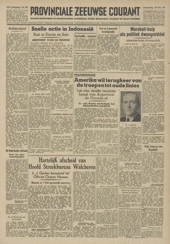 Provinciale Zeeuwse Courant 1948-12-23