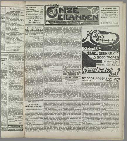 Onze Eilanden 1927-06-29