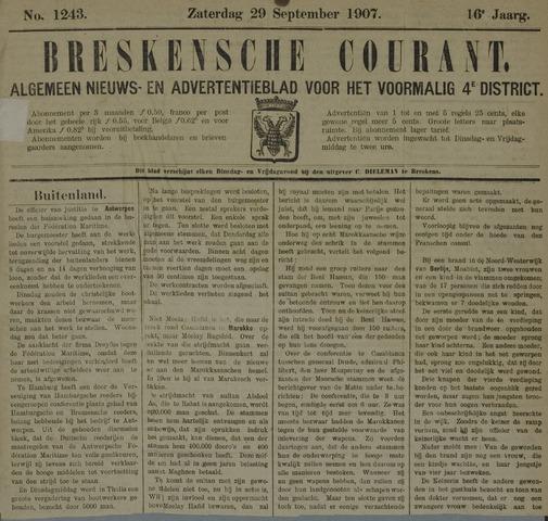 Breskensche Courant 1907-09-28