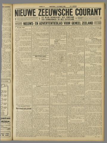 Nieuwe Zeeuwsche Courant 1926-09-02