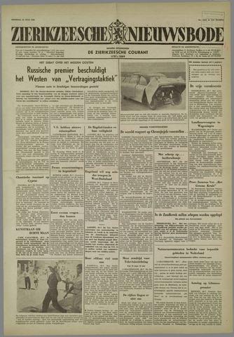 Zierikzeesche Nieuwsbode 1958-07-29