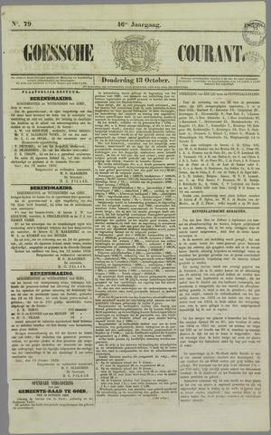 Goessche Courant 1859-10-13