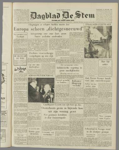 de Stem 1956-01-11
