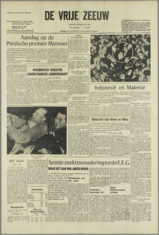 de Vrije Zeeuw 1965-01-22