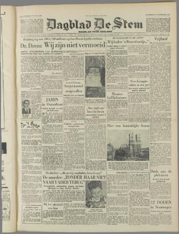 de Stem 1950-11-16