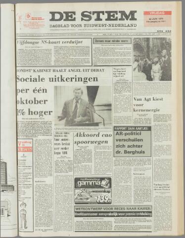 de Stem 1979-06-22