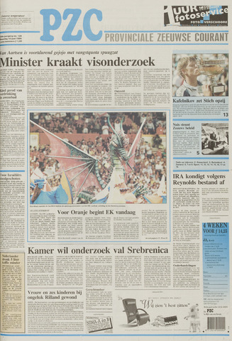 Provinciale Zeeuwse Courant 1996-06-10