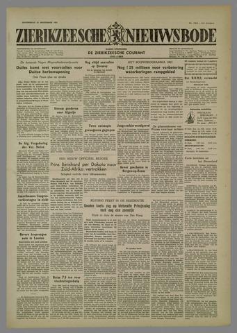 Zierikzeesche Nieuwsbode 1954-09-23