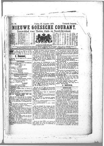 Nieuwe Goessche Courant 1879-08-22