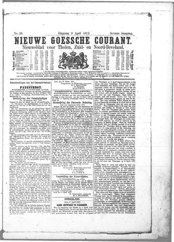 Nieuwe Goessche Courant 1872-04-09