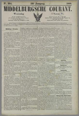 Middelburgsche Courant 1888-11-07