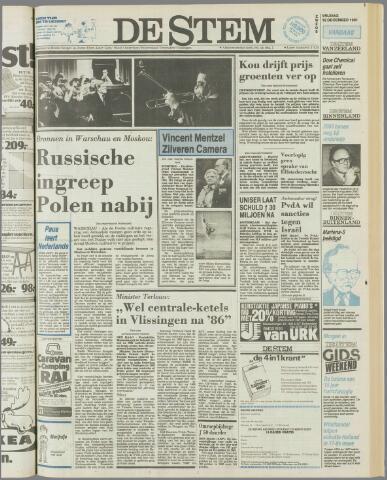 de Stem 1981-12-18