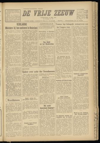 de Vrije Zeeuw 1947-05-28
