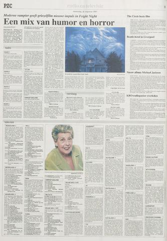 Provinciale Zeeuwse Courant 2001-08-29
