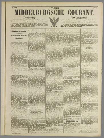 Middelburgsche Courant 1906-08-30