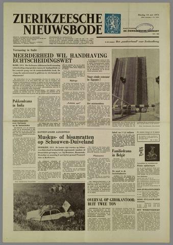 Zierikzeesche Nieuwsbode 1974-05-14