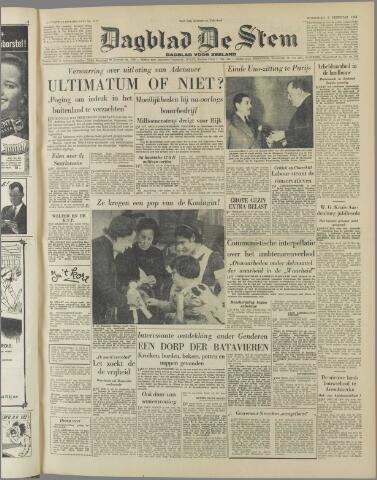 de Stem 1952-02-06
