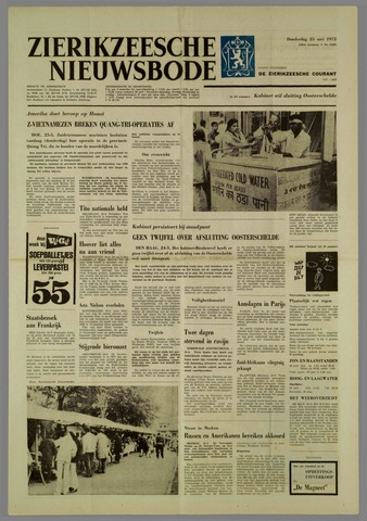 Zierikzeesche Nieuwsbode 1972-05-25