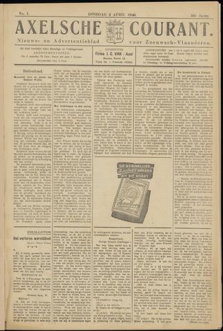 Axelsche Courant 1940-04-02