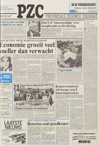 Provinciale Zeeuwse Courant 1985-06-14