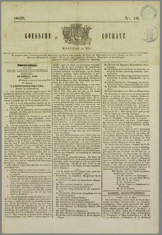 Goessche Courant 1850-05-20