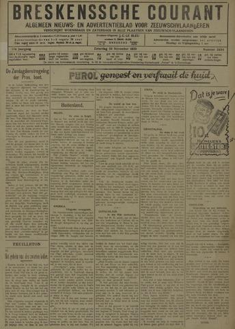 Breskensche Courant 1929-11-30