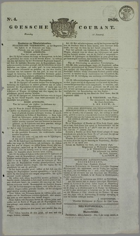 Goessche Courant 1836-01-11