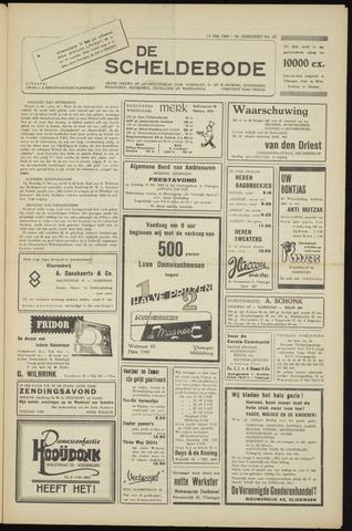 Scheldebode 1954-05-14