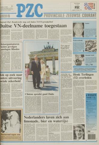 Provinciale Zeeuwse Courant 1994-07-13