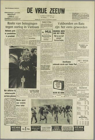 de Vrije Zeeuw 1967-10-21