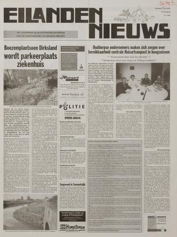 Watersnood documentatie 1953 - kranten 2003-05-27