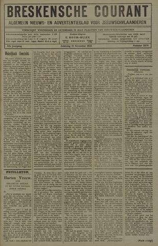 Breskensche Courant 1923-11-10