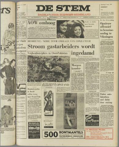 de Stem 1971-11-27