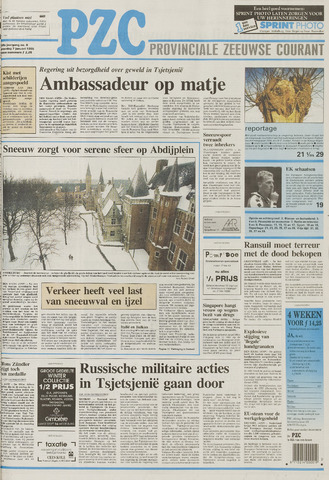 Provinciale Zeeuwse Courant 1995-01-07