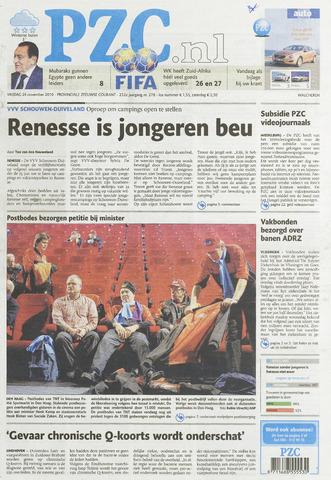 Provinciale Zeeuwse Courant 2010-11-26