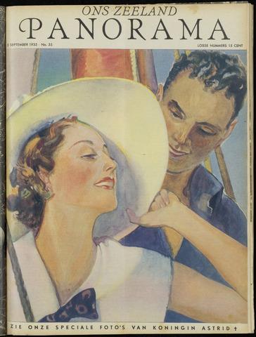 Ons Zeeland / Zeeuwsche editie 1935-09-05