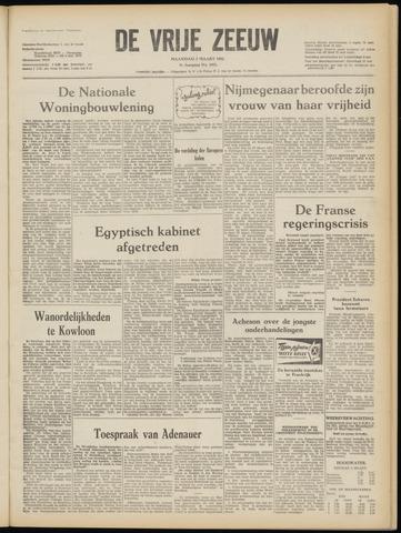 de Vrije Zeeuw 1952-03-03