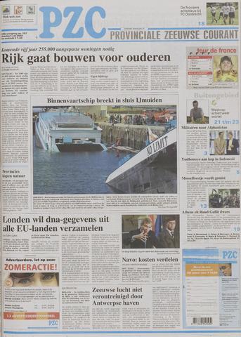 Provinciale Zeeuwse Courant 2004-07-06