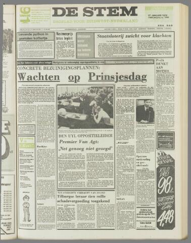 de Stem 1978-01-17