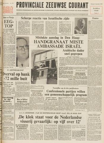 Provinciale Zeeuwse Courant 1969-09-09
