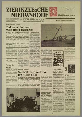 Zierikzeesche Nieuwsbode 1974-11-14