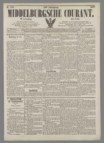 Middelburgsche Courant 1895-07-24